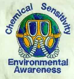 I used to have a hat with this logo, purchased from the Environmental Health Network of CA