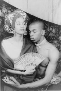 Geoffrey & Carmen Holder, March 3, 1955 by Carl Van Vechten (1880-1964). Public Domain.