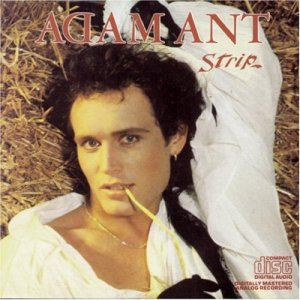 Adam Ant, Strip. Album cover.
