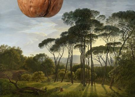 Hendrik_Voogd_-_Italian_landscape_with_Umbrella_Pines