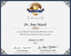 Dr Amy Marsh Certificate 2018-01-31